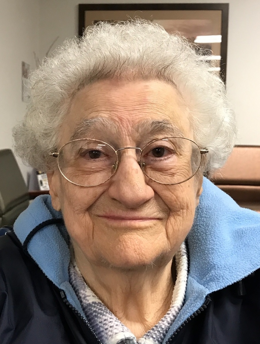 Obituary Of Anna M Deangelo Glenville Funeral Home 4th Generat