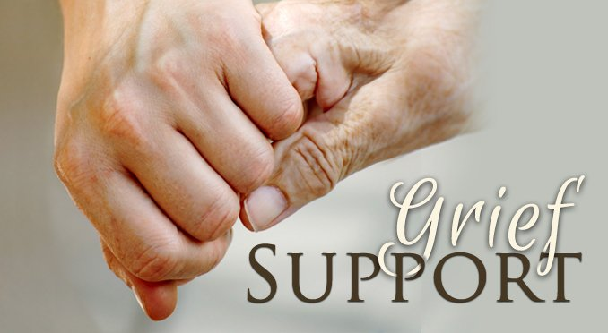 We offer grief support
